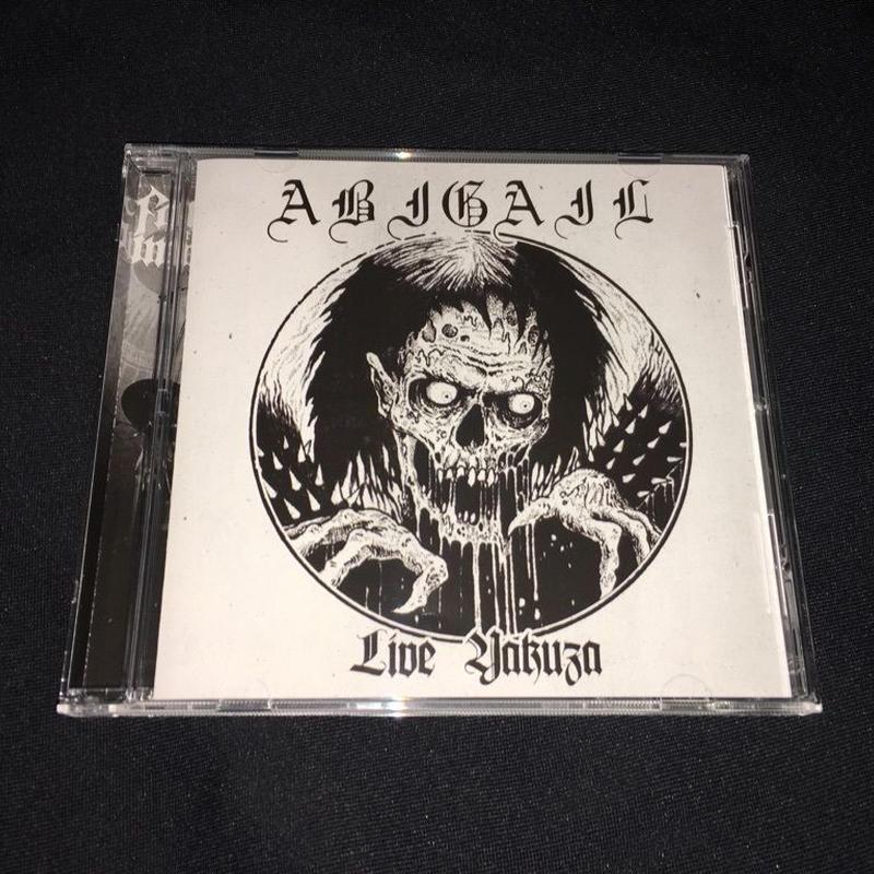"Abigail ""Live Yakuza"" Fall of summer fest Live CD"