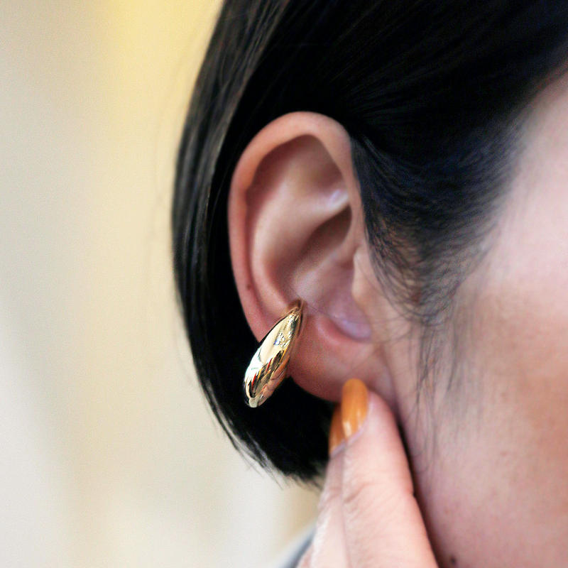 JANESMITH ジェーンスミス / DOUNUTS EAR CUFF ドーナツイヤーカフ / 9WAC-#142L