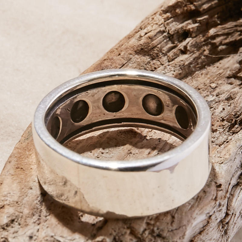 NORTH WORKS 900silver ring W-419