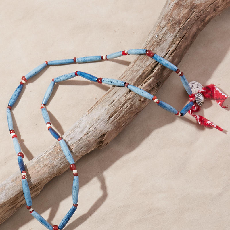 NORTH WORKS BEADS NECKLACE D-717