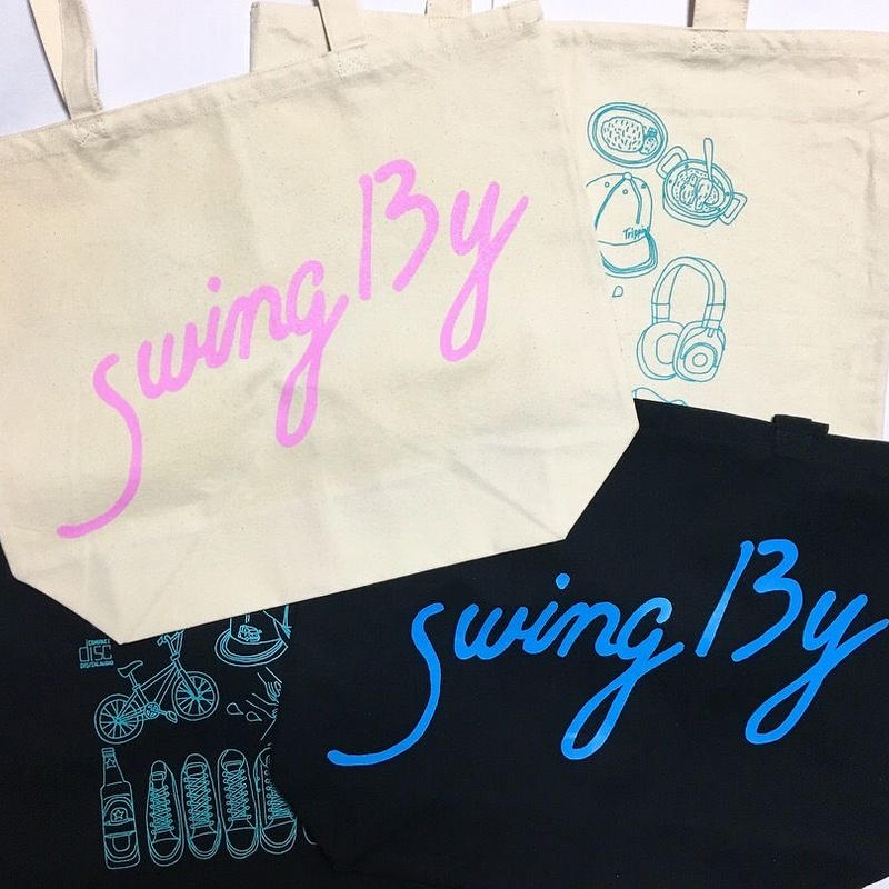 Swing By Tote