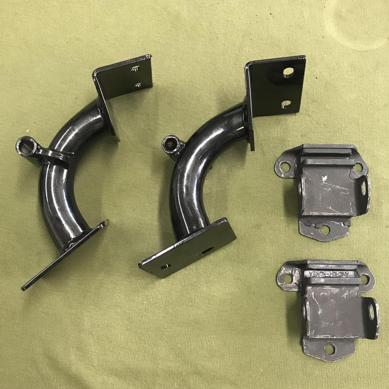 (042)63-67 シボレー C10 トラック V8 コンバージョン エンジンマウントkit