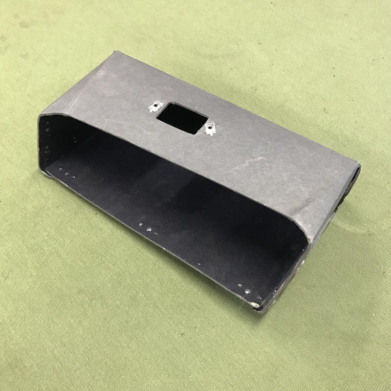 (062)63-65 Buick Riviera  Glove Box