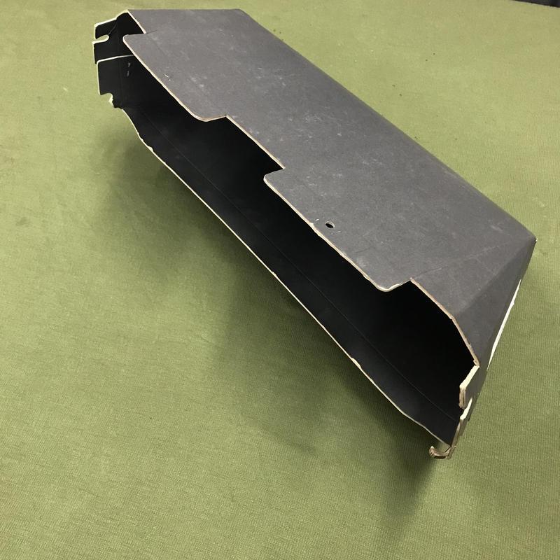(053)60-63 chevy truck Glove Box liner