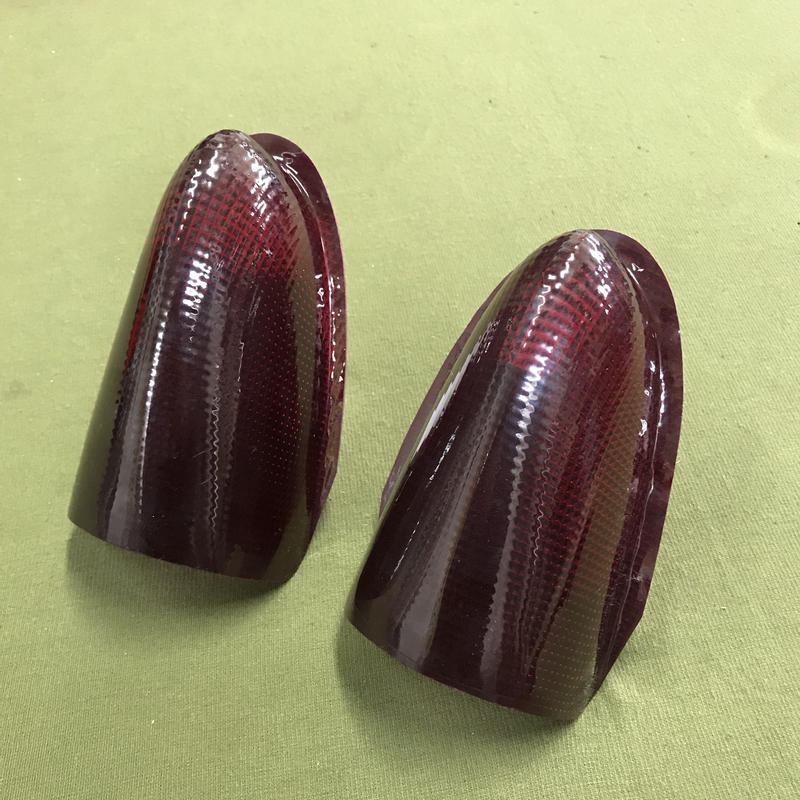 (068)55s chevy Buick  tail lights Lens