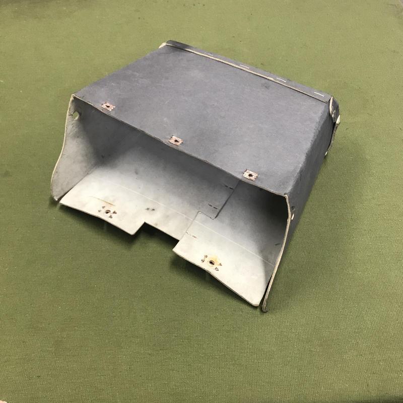 (067)53-54 Chevy GLOVEBOX LINER