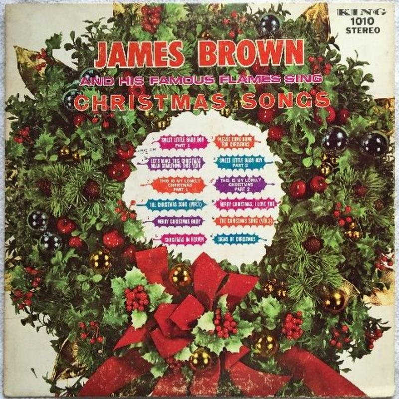 James Brown And His Famous Flames – Sing Christmas Songs