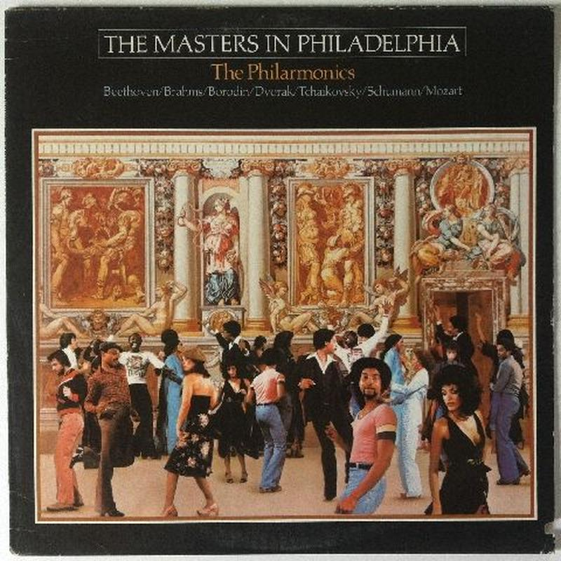Philarmonics, The ‎– The Masters In Philadelphia