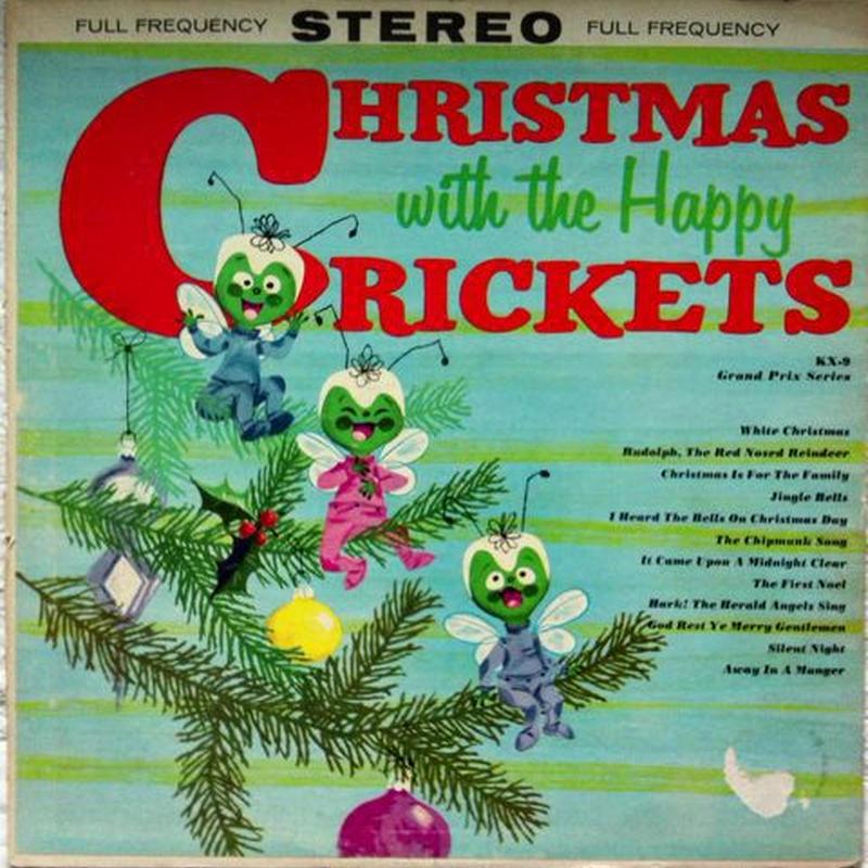 Happy Crickets - Christmas With The Happy Crickets