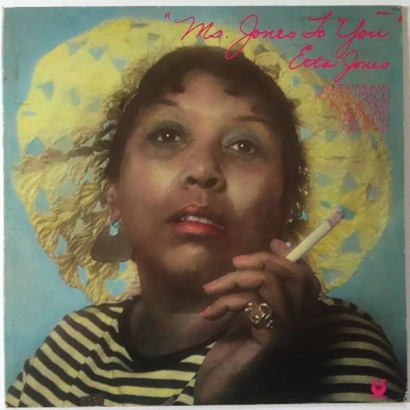 Etta Jones – Ms. Jones To You