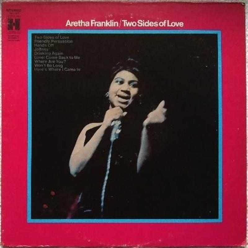 Aretha Franklin - Two Side Of Love