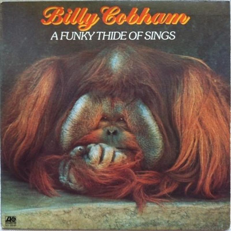 Billy Cobham ‎– A Funky Thide Of Sings