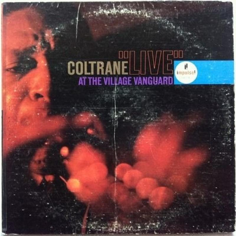 John Coltrane – Live At The Village Vanguard