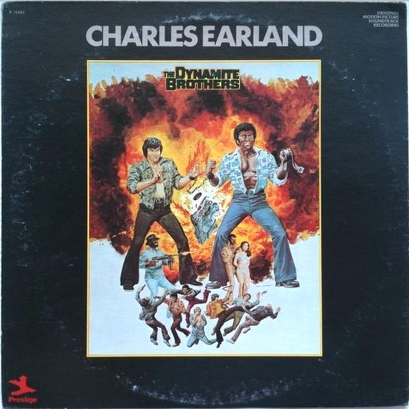 O.S.T. The Dynamite Brothers – Charles Earland