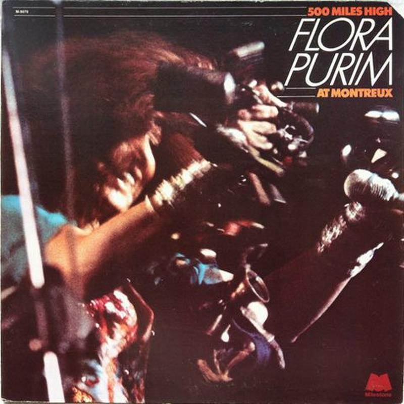 Flora Purim – 500 Miles High at Montreux