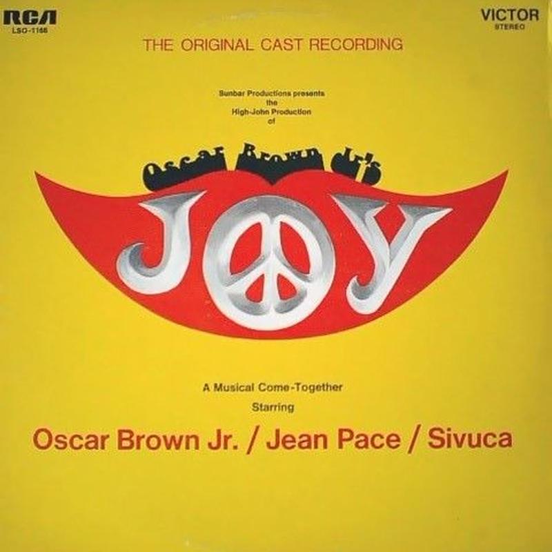 O.S.T. Joy – Oscar Brown Jr. / Jean Pace / Sivuca