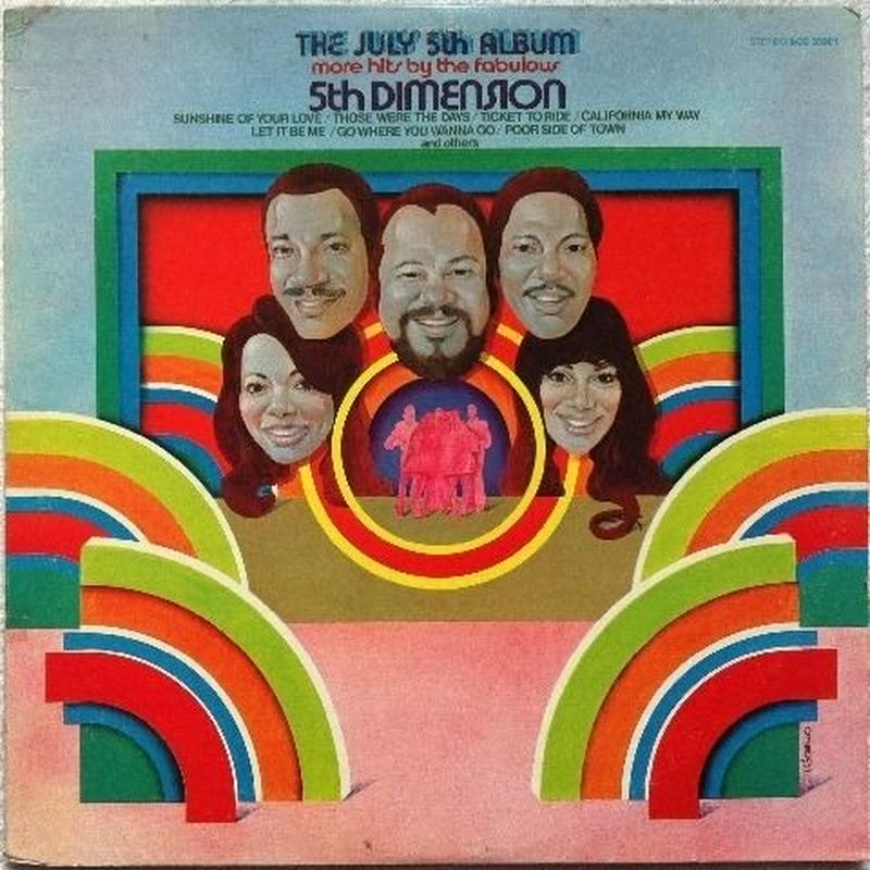 5th Dimension, The - The July 5th Album