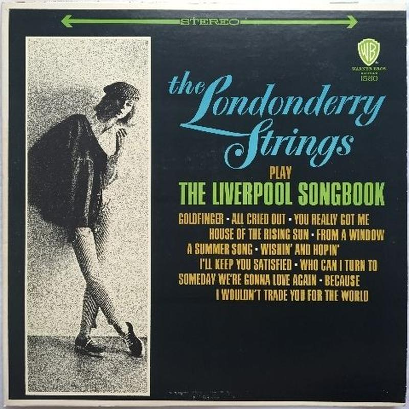 Londonderry Strings, The – Play The Liverpool Songbook