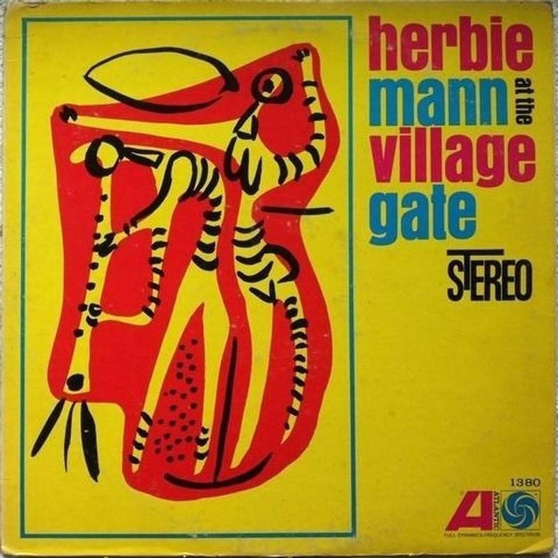 Herbie Mann – At The Village Gate