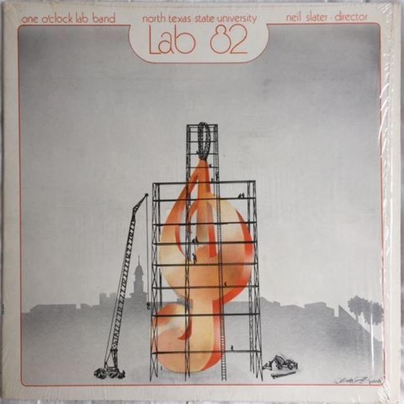 One O'Clock Lab Band – Lab 82