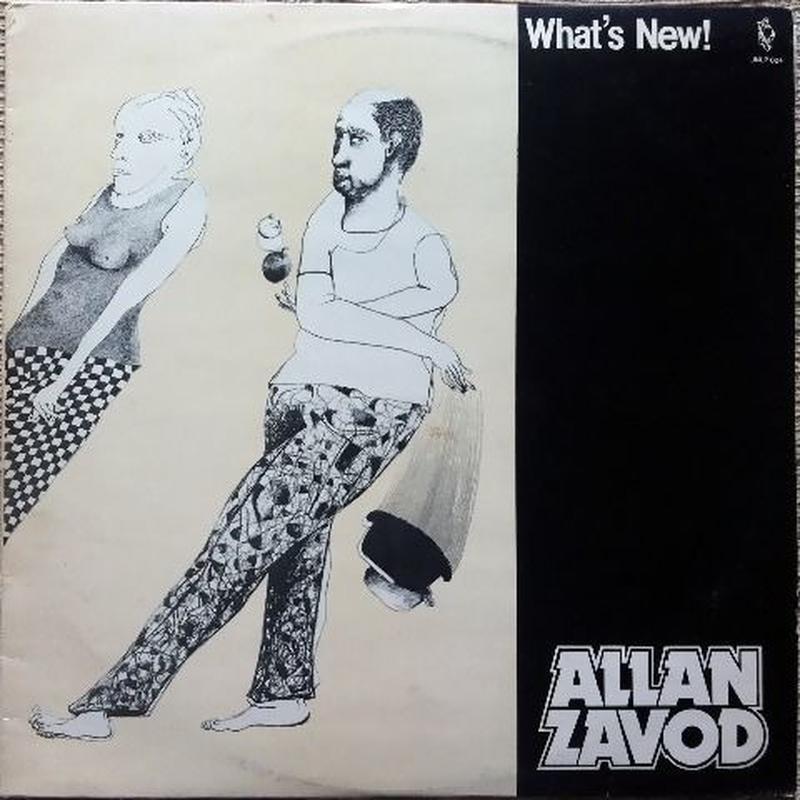 Allan Zavod – What's New