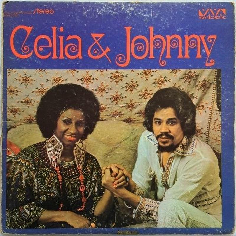Celia Cruz & Johnny Pacheco – Celia & Johnny