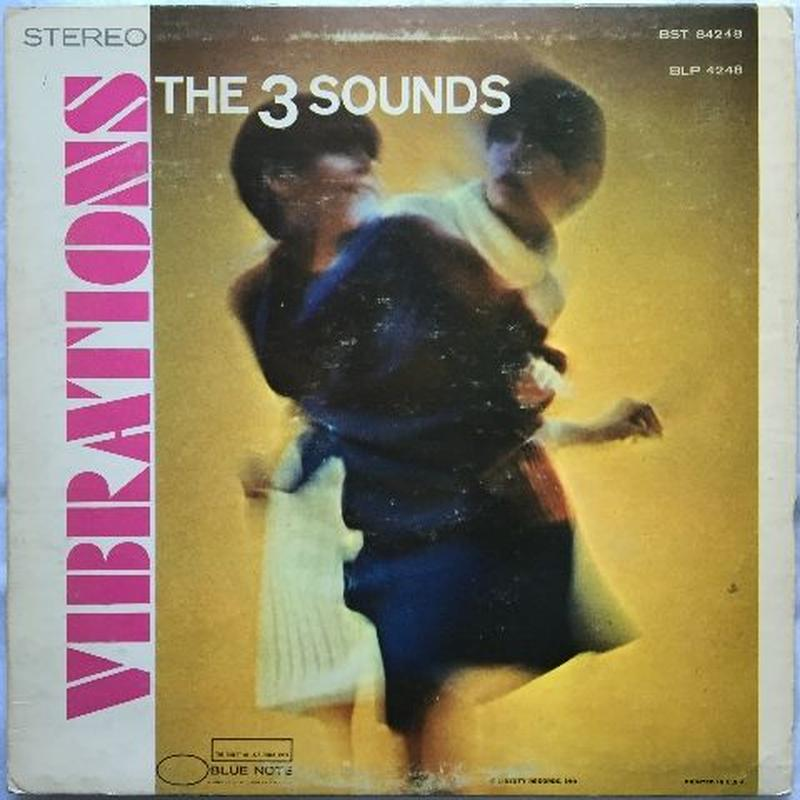 3 Sounds, ‎The – Vibrations