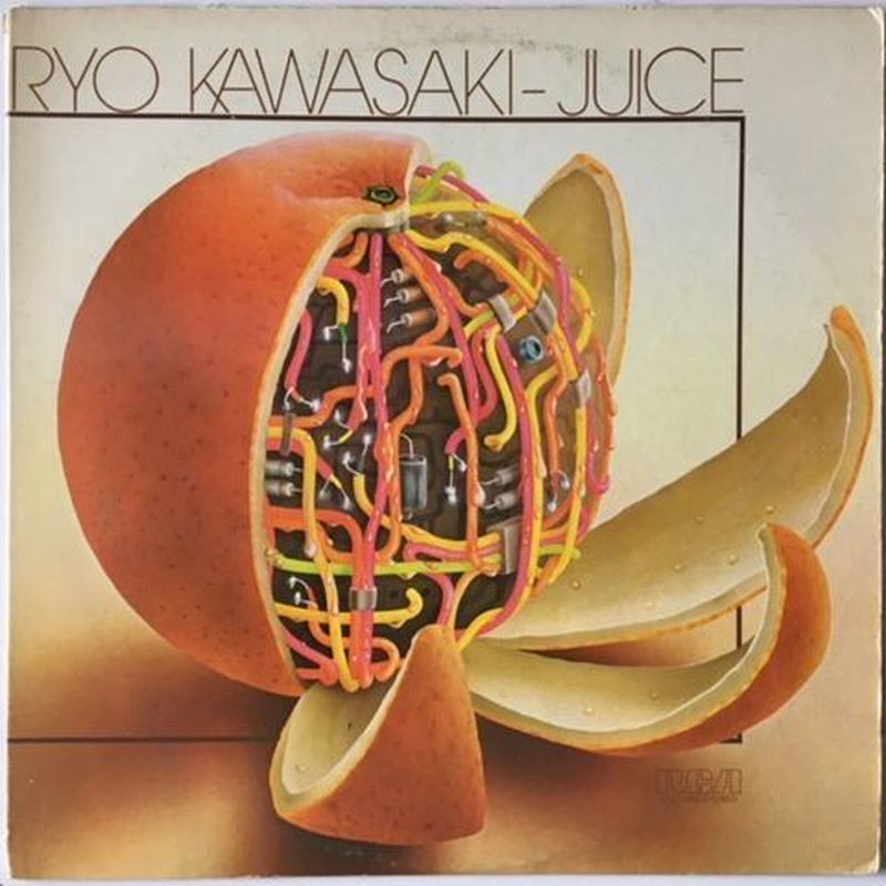 Ryo Kawasaki (川崎燎) – Juice