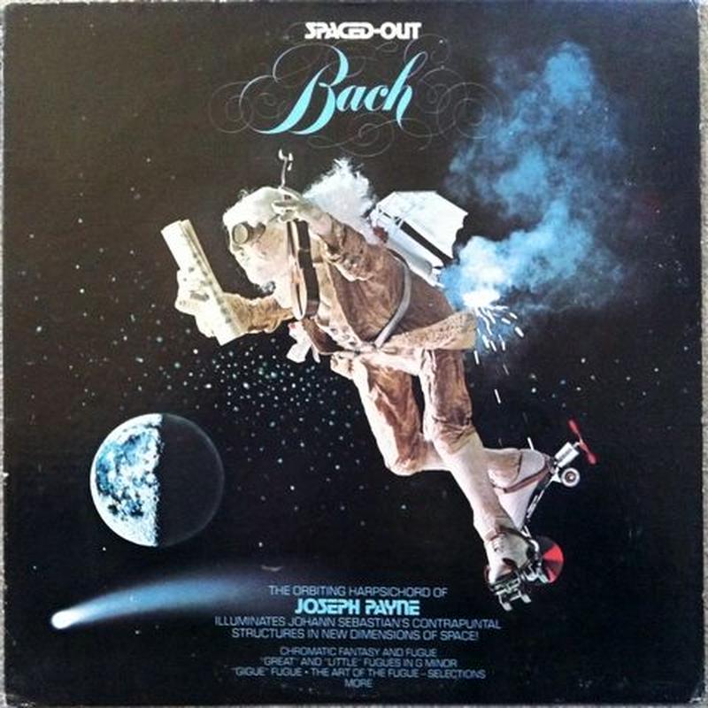Joseph Payne – Spaced-Out Bach