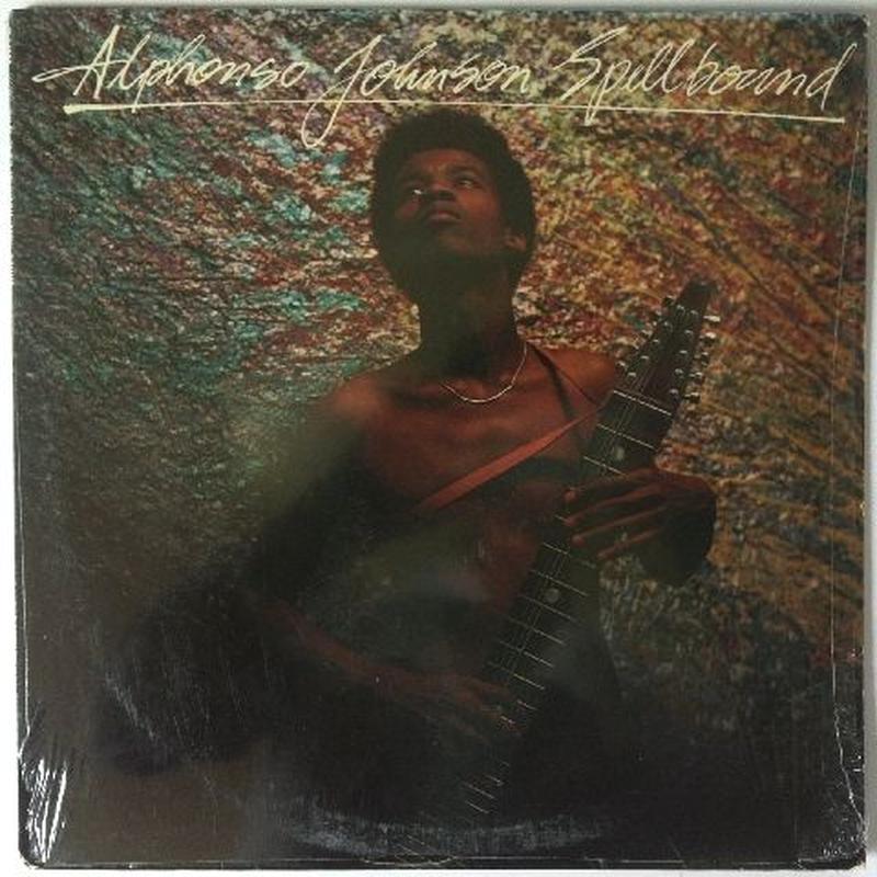 Alphonso Johnson – Spellbound