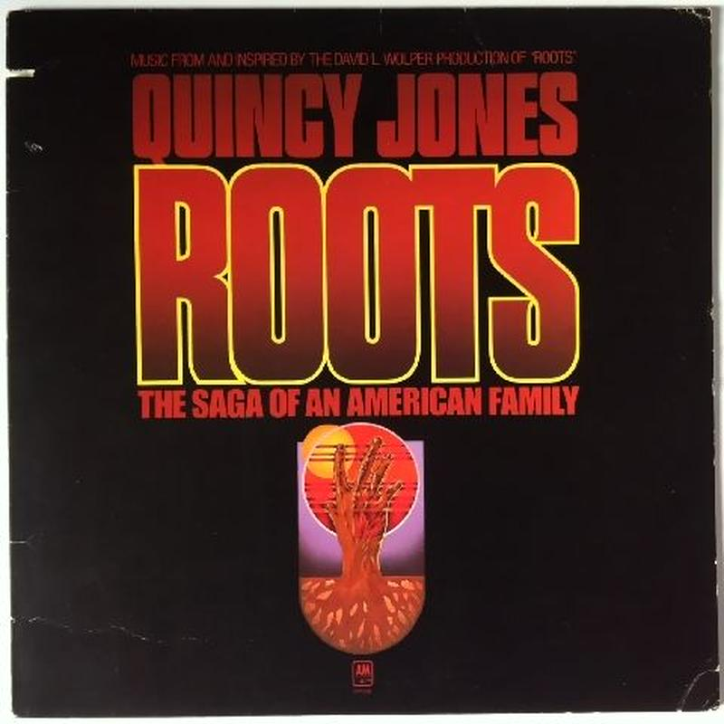 O.S.T. Roots: The Saga Of An American Family – Quincy Jones