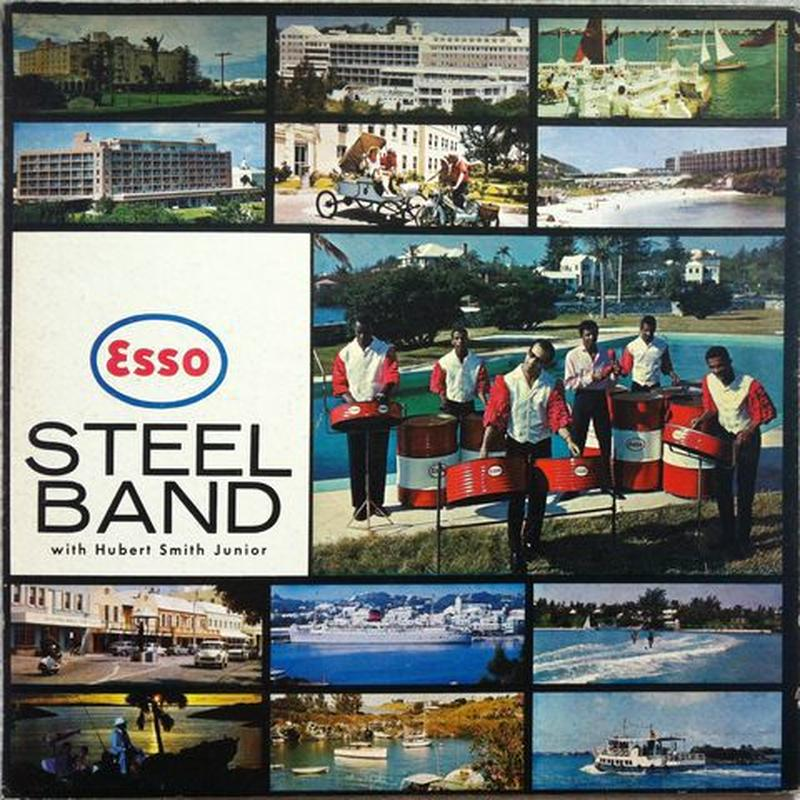 Esso Steel Band With Hubert Smith Junior – S.T.