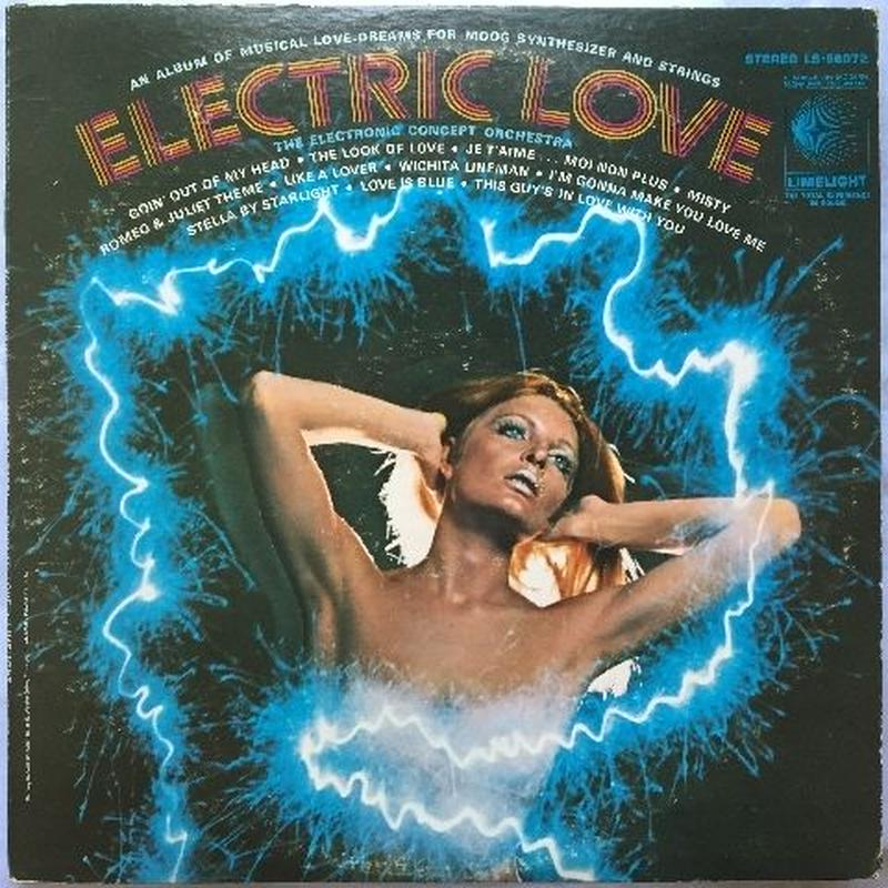 Electronic Concept Orchestra – Electric Love