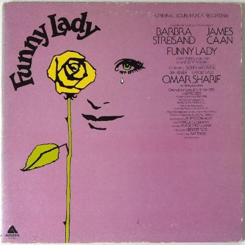 O.S.T. Funny Lady – Barbra Streisand, James Caan