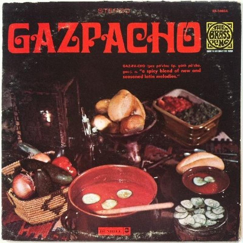 Brass Ring, The – Gazpacho