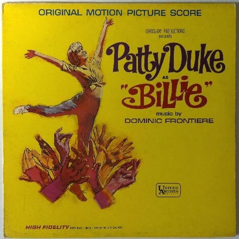 "O.S.T. Patty Duke ""Billie"" – Dominic Frontiere"