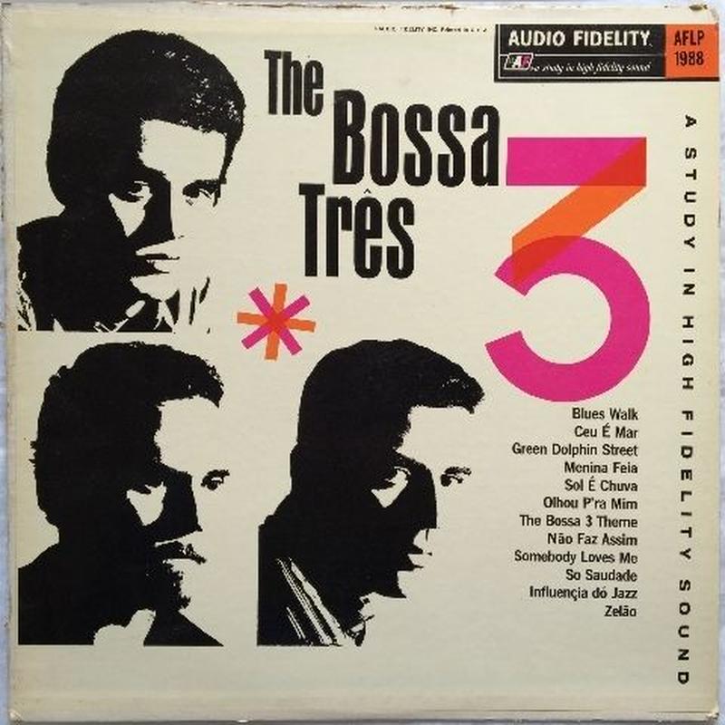 Bossa Três, The – Os Bossa Três