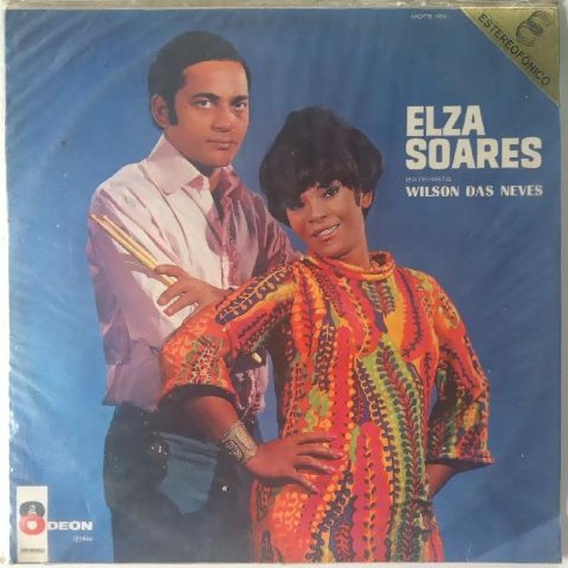 Elza Soares – Elza Soares Baterista: Wilson Das Neves