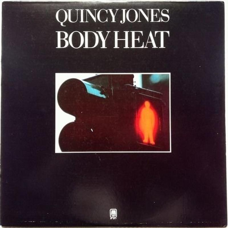 Quincy Jones ‎- Body Heat