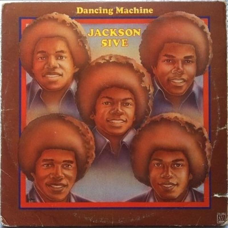 Jackson 5ive (Jackson 5) – Dancing Machine