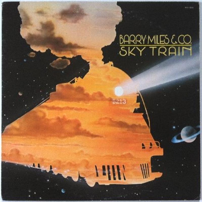 Barry Miles & Co – Sky Train