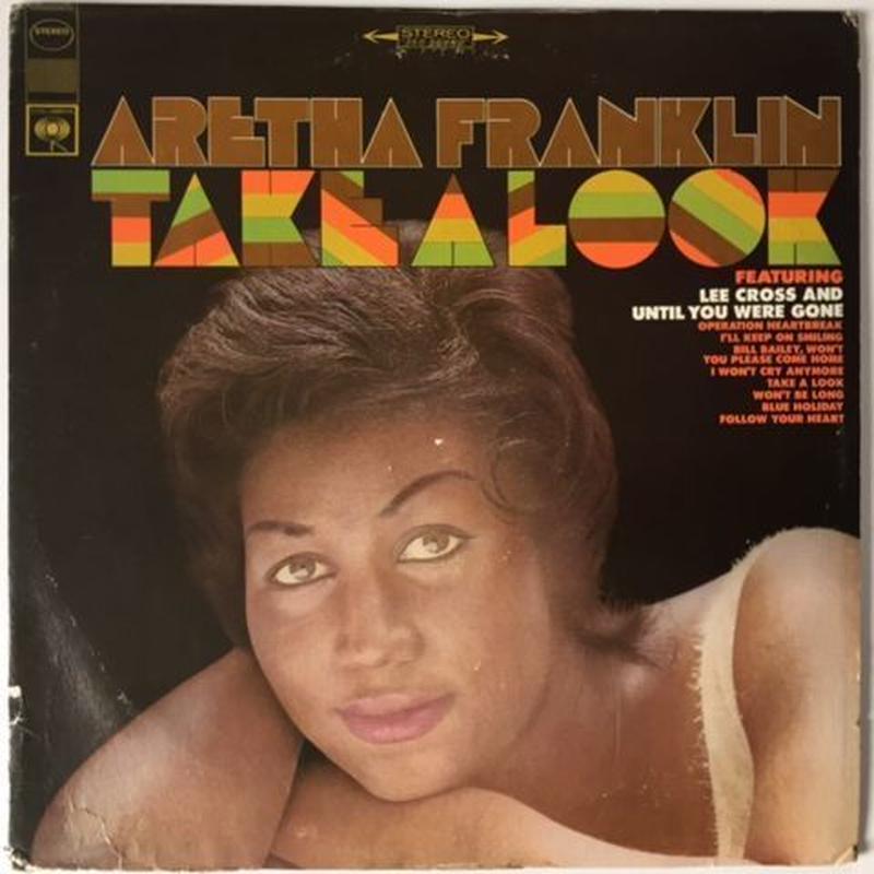 Aretha Franklin – Take A Look