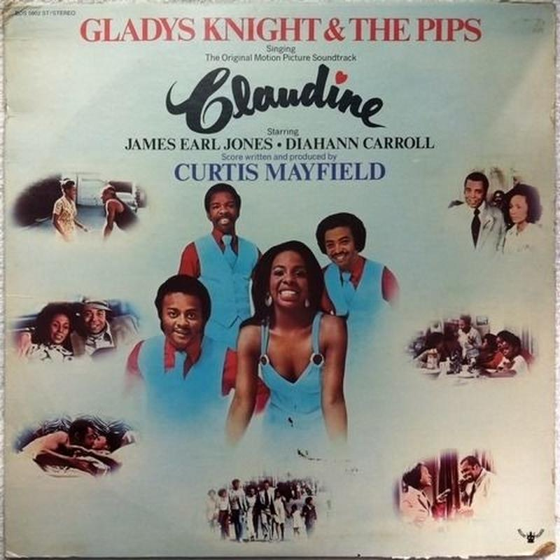 O.S.T. Claudine – Glady Knight & The Pips