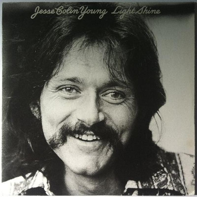 Jesse Colin Young – Light Shine