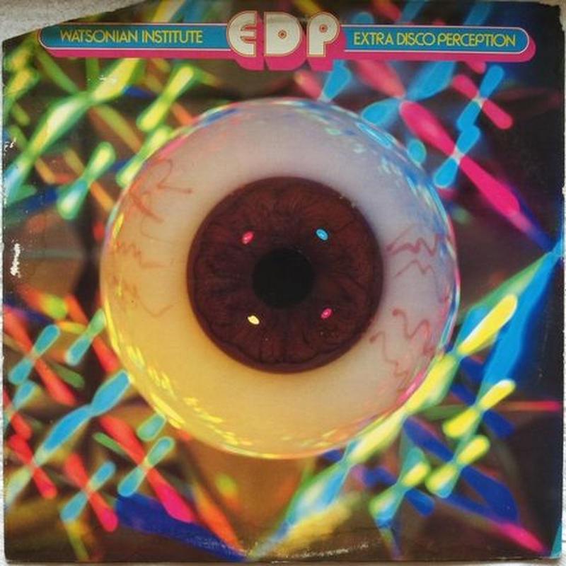 Watsonian Institute – Extra Disco Perception