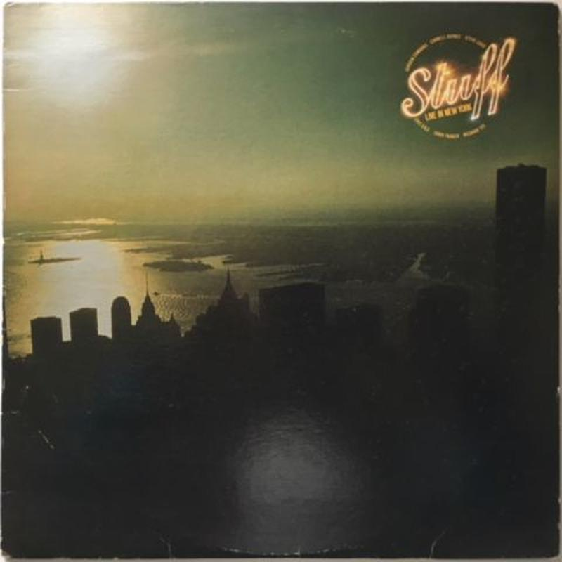 Stuff ‎– Live In New York
