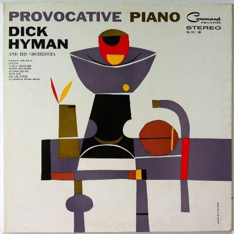 Dick Hyman & His Orchestra – Provocative Piano