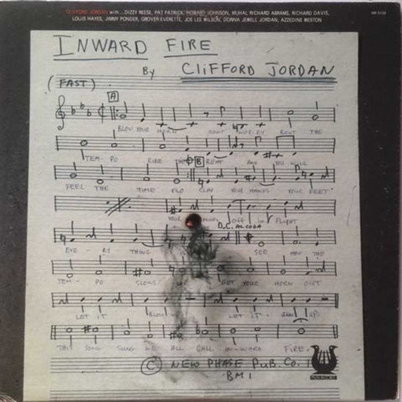 Clifford Jordan – Inward Fire