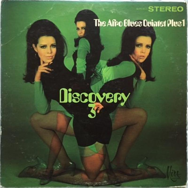Afro Blues Quintet Plus One – Discovery 3