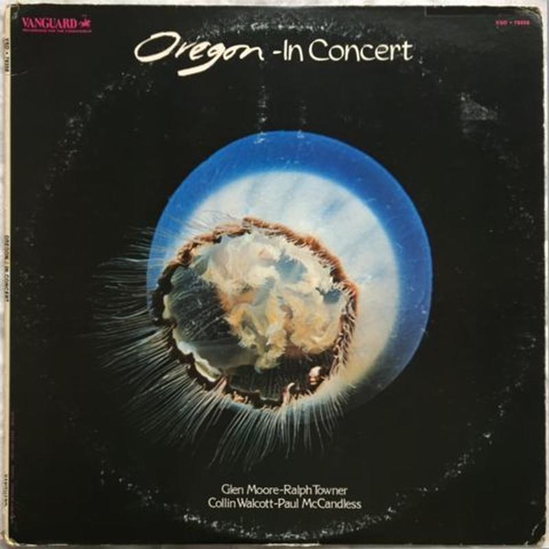 Oregon ‎– In Concert